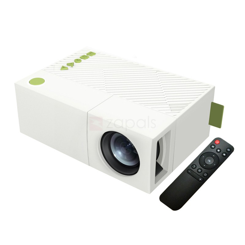 Yg 310 lcd mini portable projector usb sd av hdmi slots for Best small portable projector