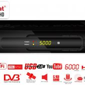 Digital Satellite Receiver: Buy for Best Prices in Qatar