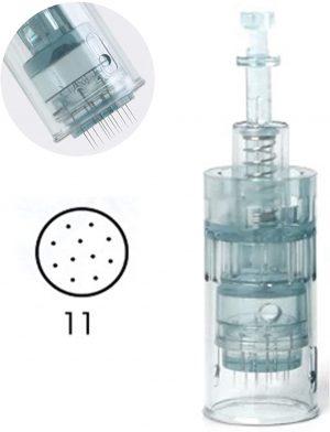 Dr.Pen Ultima M8 25 Pcs Replaceable Cartridges 11 Pins Use On Dr Pen Ultima M8