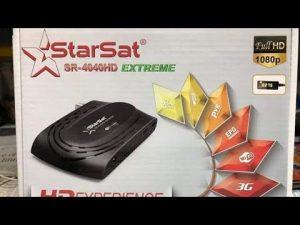 StarSat SR-4040HD Satellite Receiver
