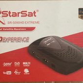 Starsat SR-5090HD Extreme Satellite Receiver