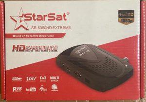 Starsat SR-5090HD Extreme Satellite Receiver