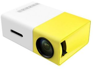 yg 300 lcd mini portable projector qatar cheap price best price