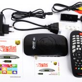 Starsat SR-T13 HD EXTREME Wifi,3G, HD Satellite Receiver