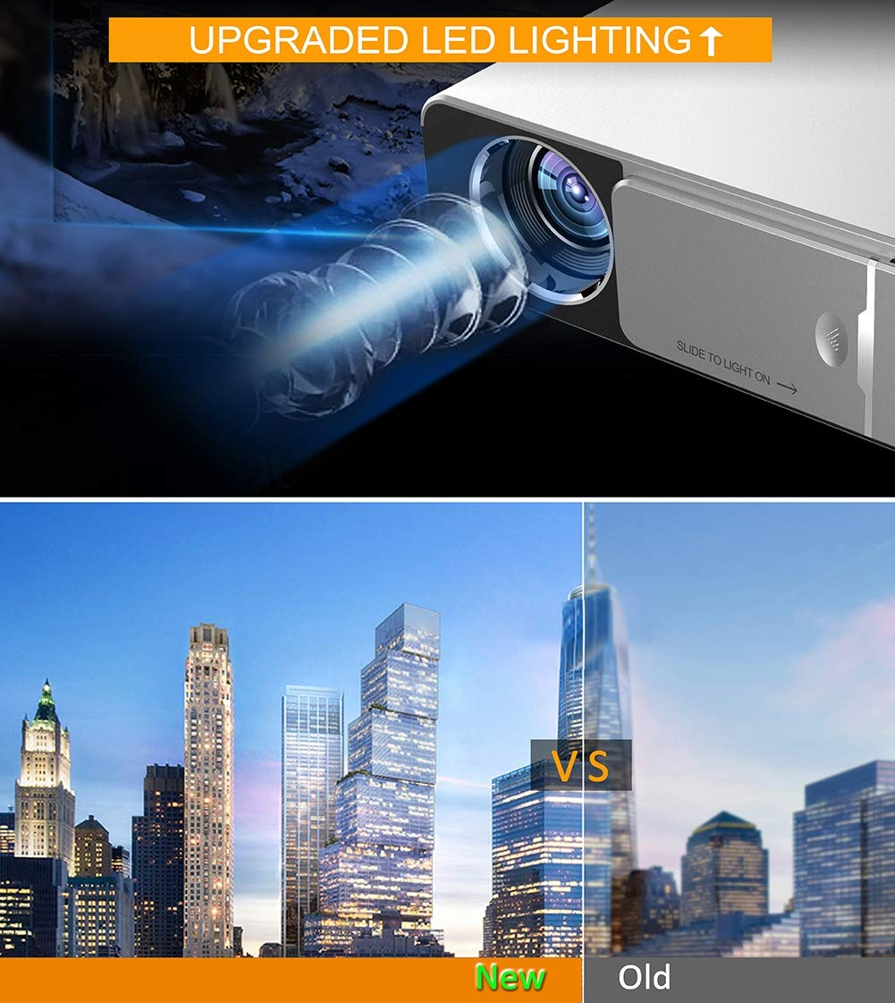 t6 mini projector buy online qatar best projector price in Doha