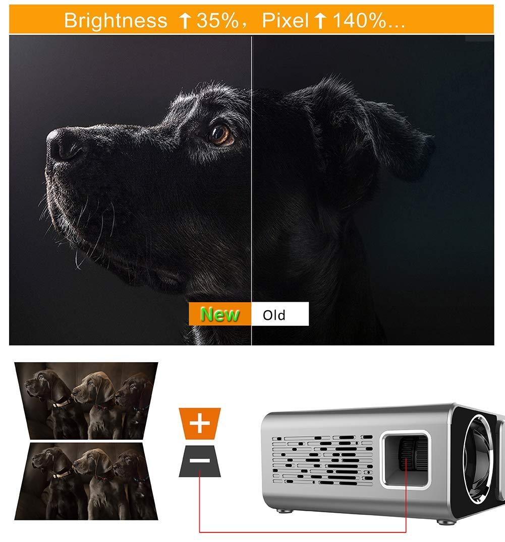 t6 mini projector buy online qatar best projector price in Doha
