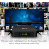 TX6 Allwinner H6 4GB/64GB Android 9.0 4K TV Box with LED Display Dual Band WiFi LAN Bluetooth USB3.0