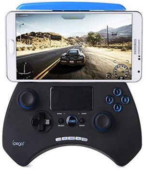 iPega PG-9028 Touch Pad Wireless Bluetooth Game Controller Gamepad for Android & iOS Device
