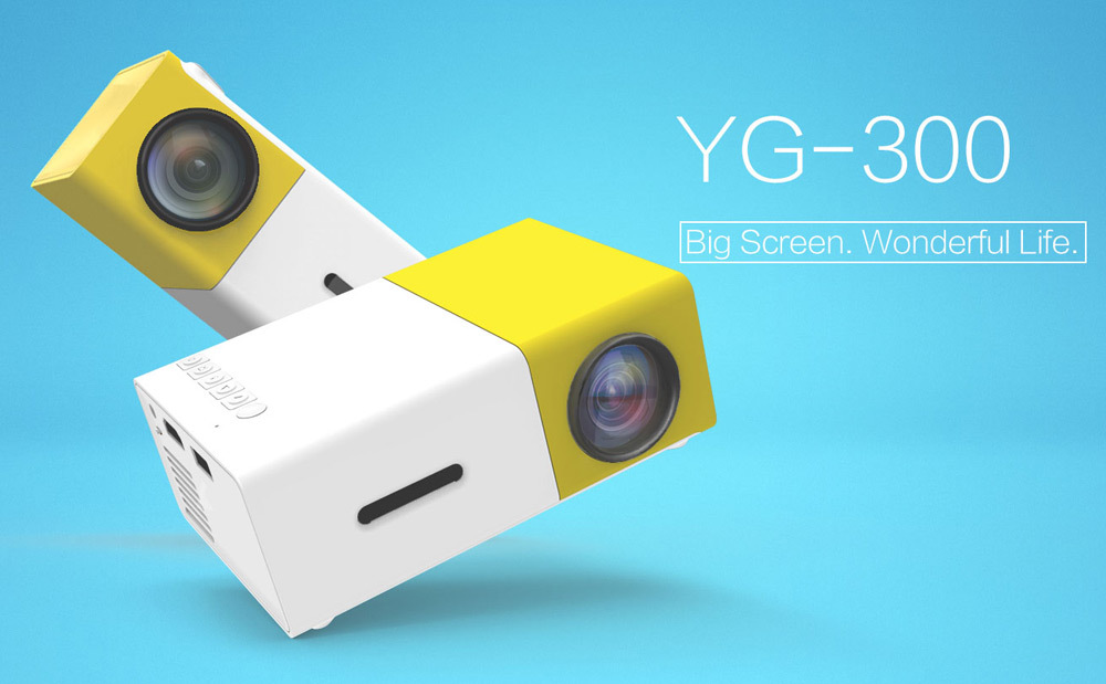 yg 300 projector buy online for best price in Qatar