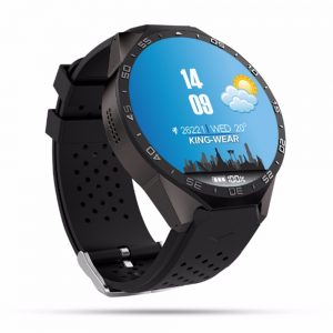 KW88 Smart Watch Waterproof Wifi 3G Smart Watch GPS Android Mobile Phone Watch With Heart rate Camera