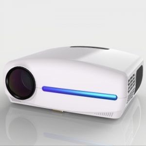 Full HD Projector S2 Native 1080P 5500 Lumens Video LED LCD Home Cinema Theater HDMI VGA USB Beamer