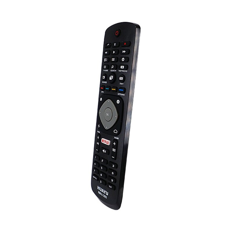 HUAYU Universal Remote Control Rm-L1285 For Philips Lcd/Led/Plasma Tv + For Netflix Button