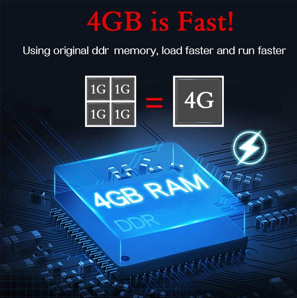 Q Plus 4GB/64GB 6K Android 9.0 TV Box WiFi LAN USB 3.0 HDMI KODI 17.6