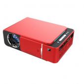 T6 Mini Projector 70 Ansi Lumens 1280X720 Full HD LED Home Cinema wifi Projector