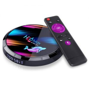 Android 9.0 H96 MAX X3 1000M Smart TV Box Amlogic S905X3 8K 4GB 128GB 64GB 2.4G&5G Wifi BT 4K Media Playe Andriod TV Set Top Box