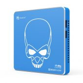 Beelink GT-King Pro Amlogic S922X-H Android 9.0 Dual System Hi-Fi Lossless Sound 4K TV Box 4GB/64GB ROM Dolby DTS Google Assistant Voice Remote Control Bluetooth 2.4G/5.8G WiFi 1000M LAN USB3.0