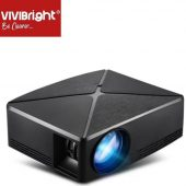 VIVIBRIGHT C80 LCD Home Theater Projector - Black