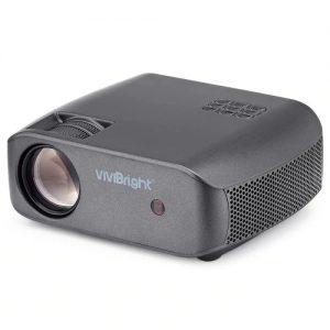 VIVIBRIGHT F10 LCD Home Entertainment Video Projector 2800 Lumens - Black