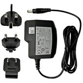 3 in 1 Power Adapter- UK Plug, US Plug, EU Plug