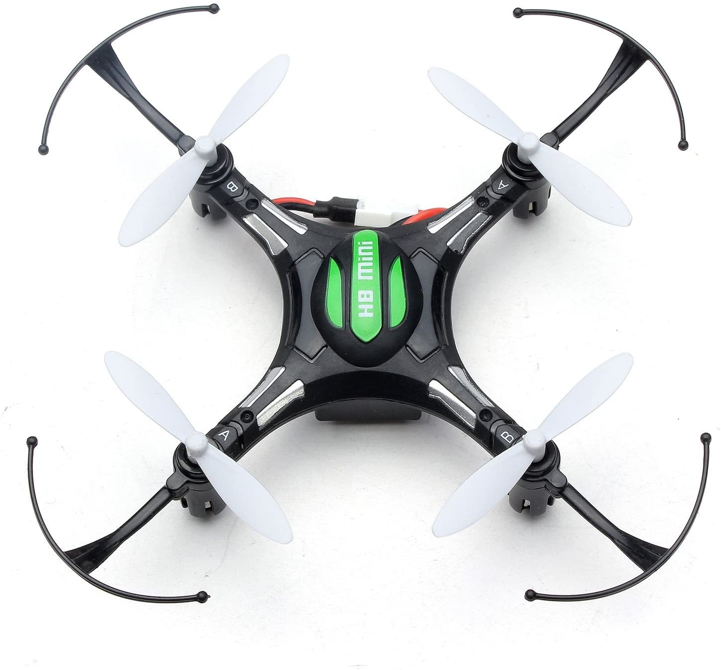 JJRC H8 Mini 4CH 6-Axis Gyro RC Quadcopter RTF Mini Drone Headless Mode 2.4G - Black