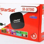 StarSat SR-5070HD, Full HD 1080p, WiFi, 3G, YouTube, USB Supported
