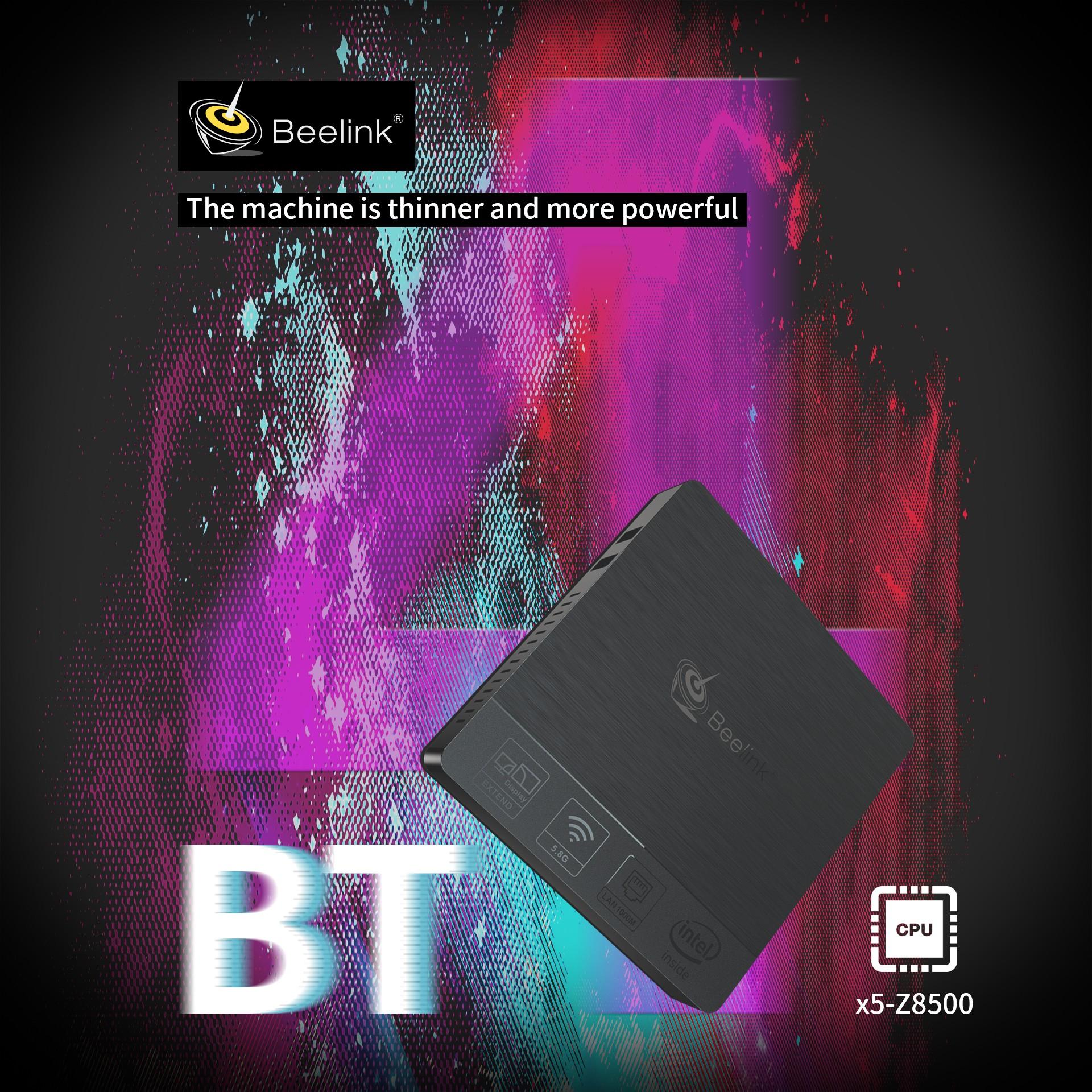 Beelink BT4 Windows Mini PC - 4GB 64GB Windows 10