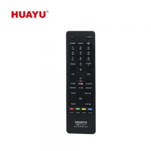 Haier TV Compatible Remote Control- Huayu RM-L1313 LCD LED TV Remote Control