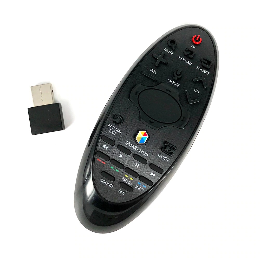 SR-7557 Universal Remote Control with USB Receiver for Samsung Smart TV(Without voice function)