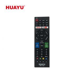 Sharp TV Compatible Remote Control- Huayu RM-L1346 LCD LED TV Remote Control