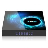 T95 Android 10 Smart TV Box - 4GB 64GB Allwinner H616