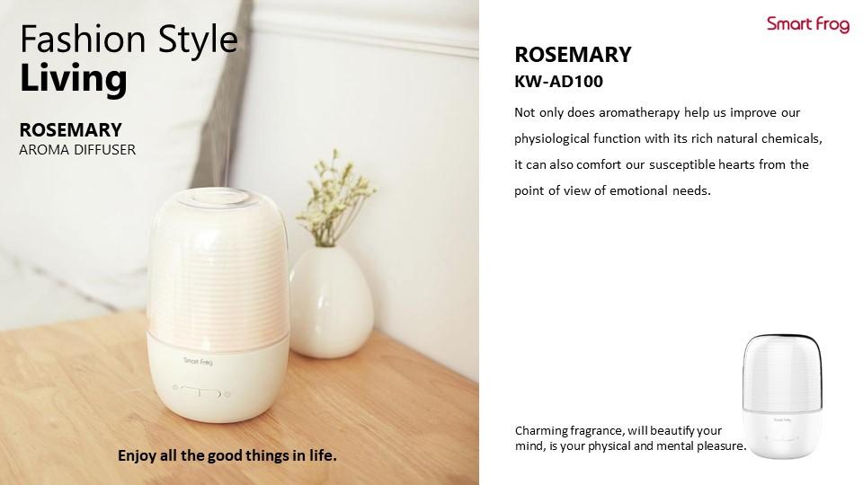 Rosemary KW-AD100 Aroma Diffuser