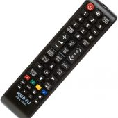 Samsung TV Compatible Remote - Huayu RM-L1088+ LED LCD TV Universal Remote Control