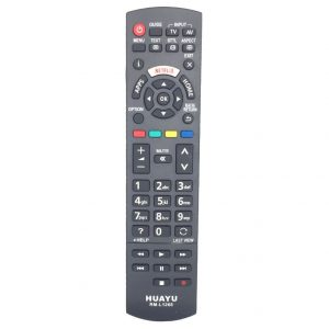 Panasonic TV Compatible Remote – Huayu RM-L1268 LCD LED TV Universal Remote Control