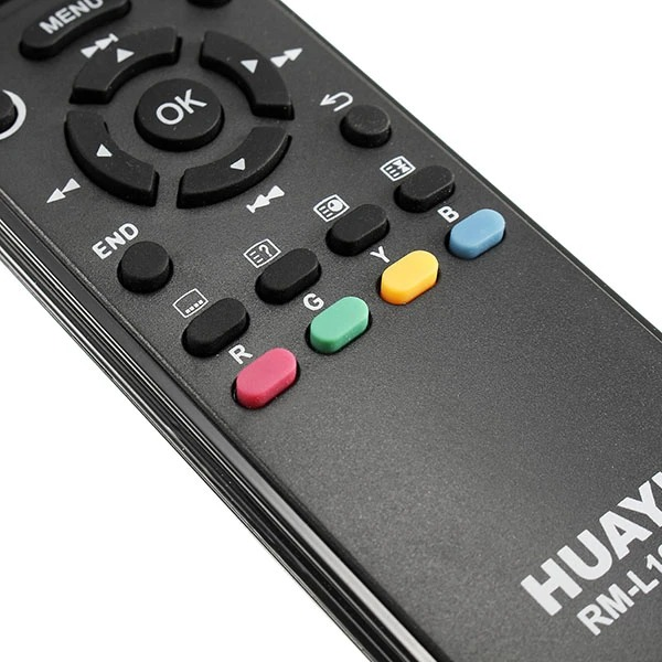 Sharp TV Compatible Remote - Huayu RM-L1026+1 LED LCD TV Universal Remote Control
