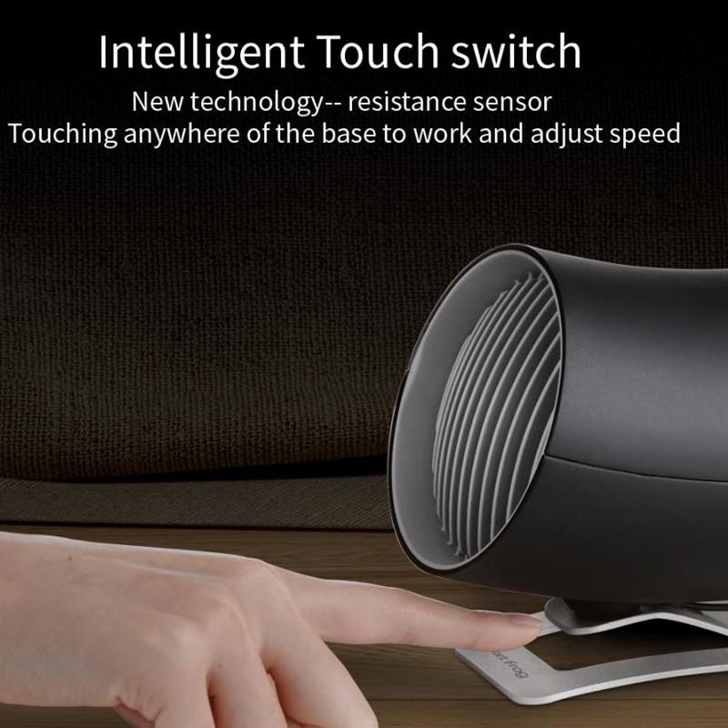 Smart Frog Spiral Wind USB Fan - KW-MF101