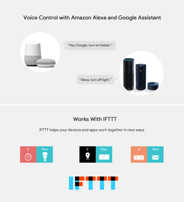 Sonoff Basic WIFI Smart Switch With Timer Internet Work With Amazon Alexa, Google Home ,Nest