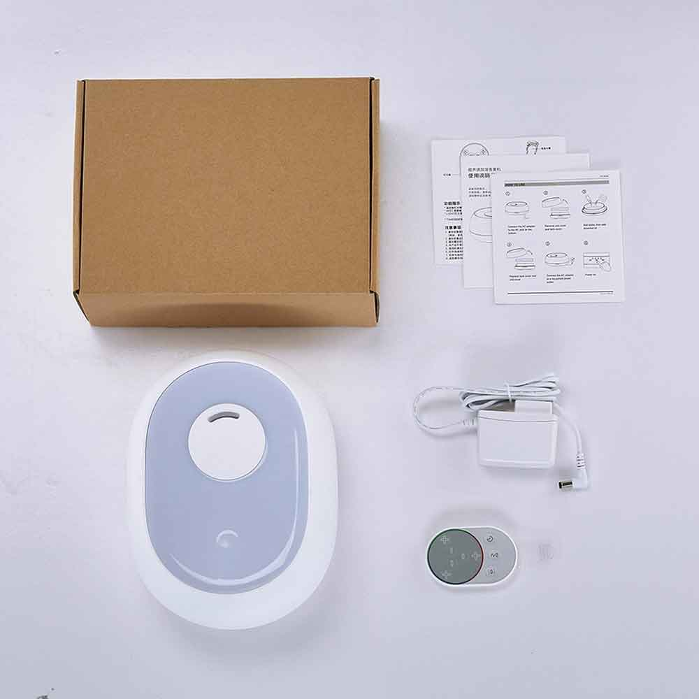 DN-817 Aroma Diffuser Air Humidifier With Remote Control - White