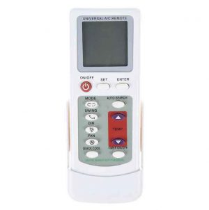KT-109 II Universal Air Conditioner Remote