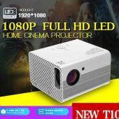 T10 Full HD Android Projector 1080p Home Theater Projector